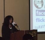 Speaking on Social Networking